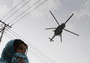 Рособоронэкспорт ведет с НАТО переговоры о поставках вертолетов Ми-8 в Афганистан
