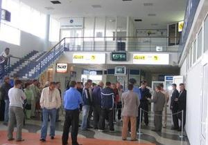 СМИ: В аэропорту Симферополя задержаны двое российских журналистов