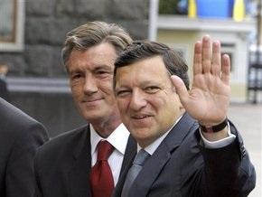 Ющенко отправляется в турне по Европе