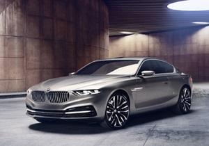 BMW и Pininfarina показали новое концептуальное купе
