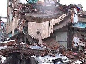 Не менее десятка авто провалились под землю в Китае: двое погибших, 16 человек пропали без вести