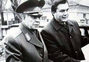 В Енакиево прошли памятные мероприятия, посвященные покровителю Януковича