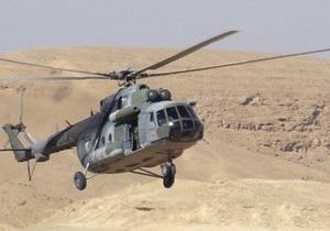 В Конго нашли разбившийся российский вертолет Ми-8