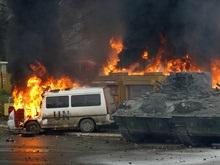 Беспорядки в Косово прекратились: ранены свыше 100 человек