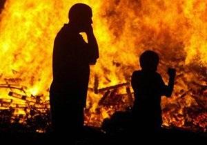 новости Луганской области - пожар - В Луганской области запретили заходить в лес из-за чрезвычайной пожароопасности