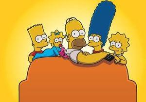 Начались съемки 23-го сезона Симпсонов