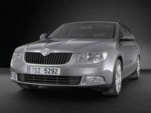 Объявлены цены на новый седан Skoda Superb
