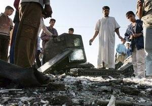 Серия взрывов в Ираке: 18 человек погибли, десятки пострадали