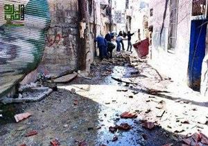 Конфликт в Сирии: Удар ВВС армии Асада привел к гибели девяти детей