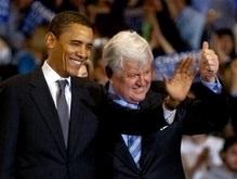 Обама заручился поддержкой Кеннеди