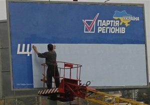 В Донецкой области 11 депутатов горсовета вышли из фракции ПР, чтобы вступить в Батьківщину