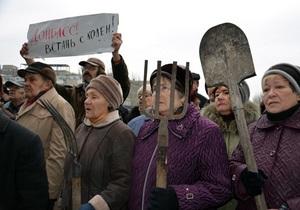 В Донецке против местного депутата, штурмовавшего облгосадминистрацию, возбудили дело