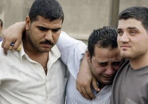 В Багдаде прогремели десять взрывов: более 30 погибших