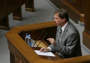 Комитеты Рады по-разному оценили законопроект Януковича о внутренней и внешней политике