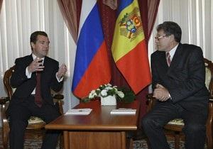 Молдова просит НАТО поспособствовать выводу войск РФ из Приднестровья