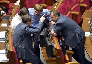 Оппозиция - выход из фракции - Рада - Оппозиционеры: Регионалы предлагают 3-5 миллионов долларов депутатам Батьківщини за выход из фракции
