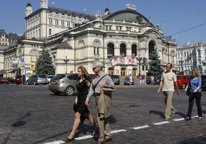 Стало известно, как будут перекрывать движение транспорта на День Киева