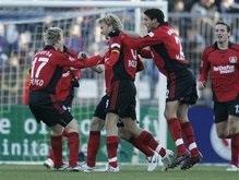 Кубок УЕФА: Байер, Бавария и Эвертон деклассировали соперников