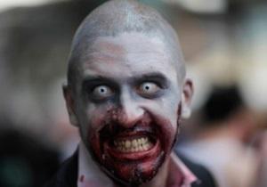 Жителей Майами испугал зомби