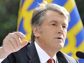 Сегодня Ющенко пообщается со СМИ, а в пятницу пойдет на Большую политику с Киселевым