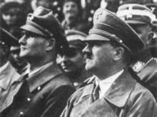 Почта Германии по ошибке выпустила марку с заместителем Гитлера