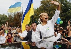 Генпрокуратура разрешила Тимошенко покинуть на два дня Киев