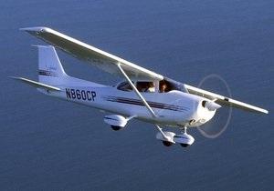 В небе над Калифорнией столкнулись два легких самолета