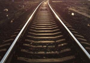 В Мариуполе поезд сбил двух человек