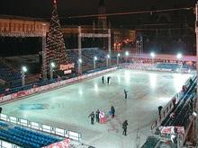 На Софийской площади появится ледовый каток