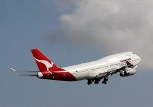В Сингапуре вновь совершил аварийную посадку самолет авиакомпании Qantas