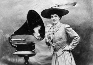 Граммофону - 125 лет: с чего начиналась поп-музыка