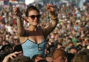 В июле-августе в Украине пройдут 15 музыкальных фестивалей