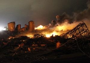 Неприступное пламя. Последствия пожара на заводе в Техасе