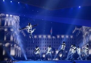 В Баку начался финал Евровидения-2012