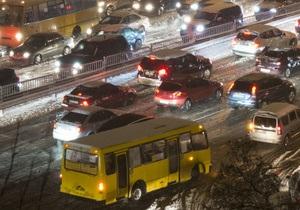 В Киеве задержали двух нетрезвых водителей маршруток