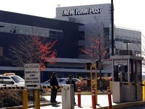 В офисах четырех крупнейших газет Нью-Йорка прошли обыски