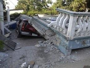 В Гондурасе растет число жертв землетрясения