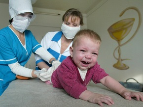 В 2008 году украинцы усыновили 14 детей, больных ВИЧ/СПИД