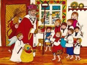 Дети известных украинцев получат на Святого Николая косметику и костюмы супергероев