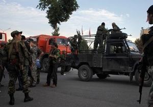 В ОДКБ предложили отправить в Кыргызстан вертолеты и грузовики