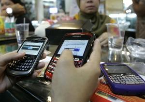 RIM запустил музыкальный сервис для смартфонов BlackBerry