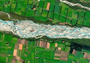 Фотогалерея: Земля с высоты спутника: лучшие фото
