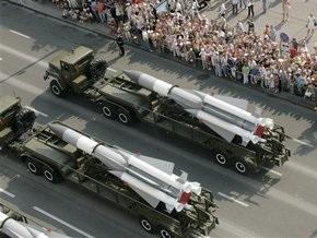 Минобороны проведет на Майдане военный парад ко Дню Независимости