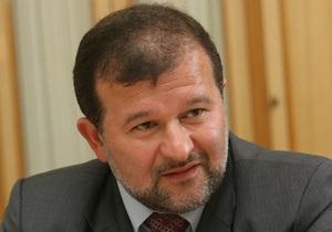 Янукович назначил Балогу министром по вопросам чрезвычайных ситуаций