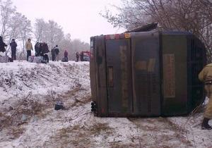 Масштабное ДТП в Харьковской области: госпитализированы 12 человек (обновлено)