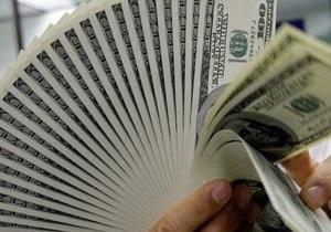 Доллар на межбанке упал ниже 8,13 грн