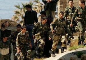 В Сирии идут бои: более 40 погибших