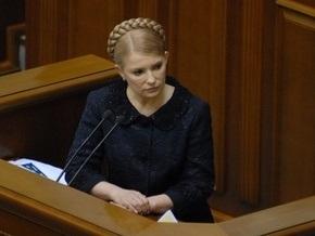 Сегодня Тимошенко встретится с президентом ЕБРР