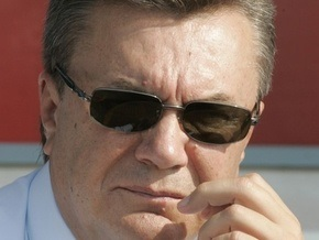 Янукович приехал к Добкину