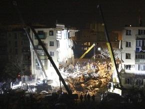 Власти назвали причину взрыва дома в Евпатории